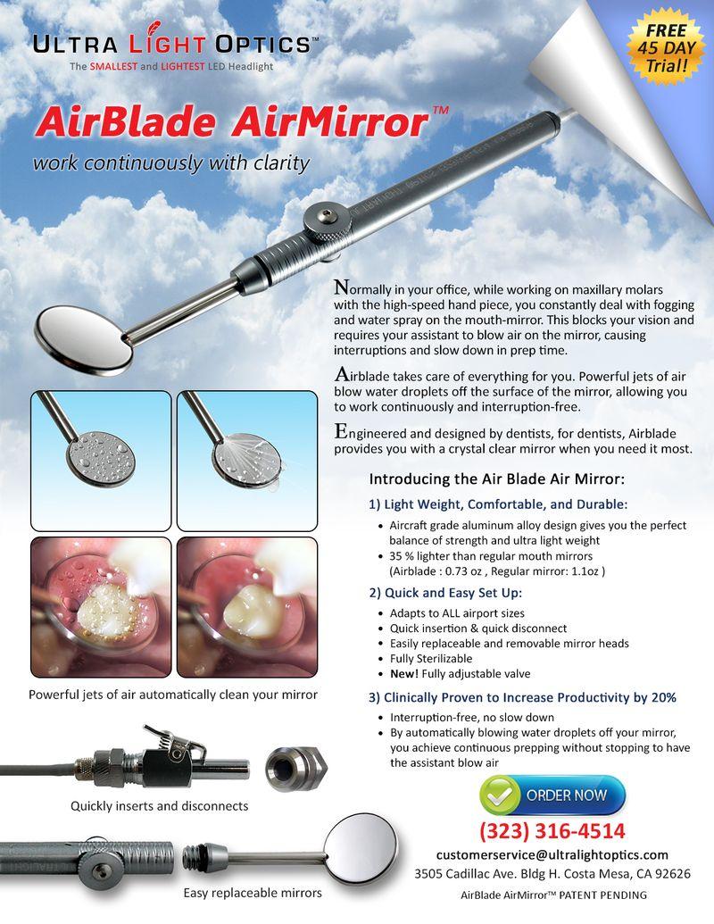 FLYER_AirBlade 2SEND